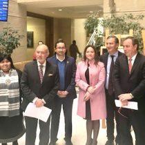Diputado Flores solicita a Piñera declarar en el país emergencia climática y ecológica