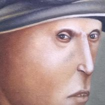 """Exposición """"Cosa Nostra"""" óleos, pinturas dibujos y grabados de Carmen Aldunate y María José Romero en Casa Autónoma"""