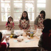 Los talleres que buscan cambiar vidas gracias al amor por la cocina