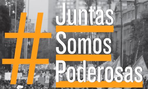 """""""Juntas Somos Poderosas"""": el libro que refleja el impacto del movimiento feminista en Chile"""