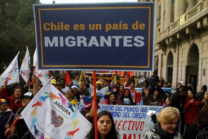 INDH llama a Intendencias regionales a no autorizar marchas armadas contra los migrantes