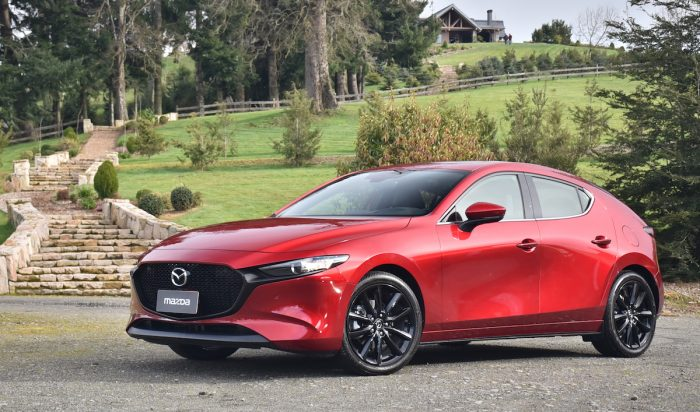 All New Mazda 3, el camino premium