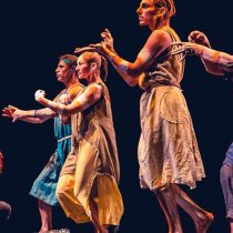 """Obra de danza """"Mistral"""" se presentará gratis en el Teatro San Joaquín"""