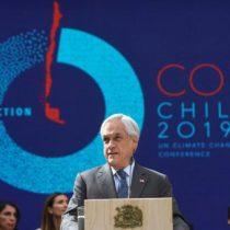 El insólito análisis medioambiental del Presidente Piñera: