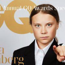 ¿Me escuchas? La potente portada de Greta Thunberg en revista británica