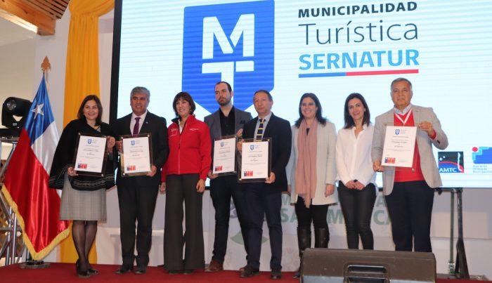 Lanzan inédita distinción que reconoce la gestión turística de los municipios