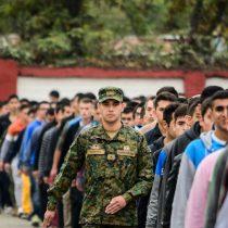 Diputado Carter (UDI) presenta proyecto de ley que permitirá que inmigrantes realicen el Servicio Militar