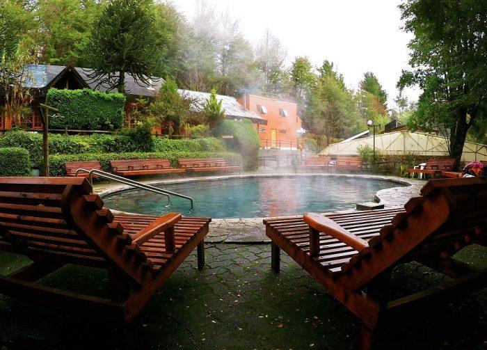 Mes de las termas: la oportunidad de disfrutar de relajo y naturaleza