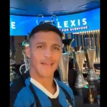 Ya es nerazzurro: Inter de Milán oficializa a Alexis Sánchez como su flamante refuerzo