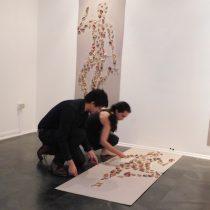 """Exposición """"Sobre lo falso: lo positivo y lo negativo"""" de artista colombiana Tania Beltrán en Galería Nemesio Antúnez"""