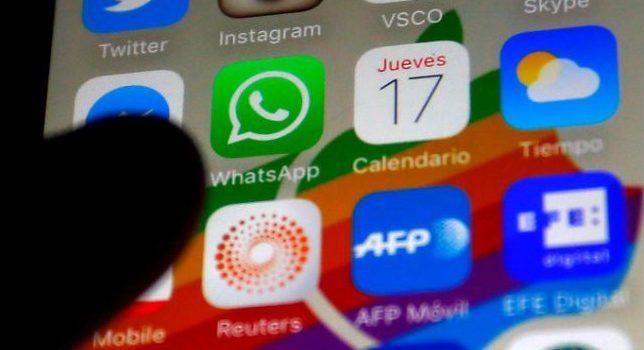 WhatsApp desata protestas en el Líbano