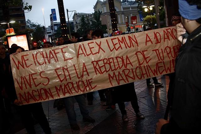 Crimen de Alex Lemun: Corte de Temuco confirma la prisión preventiva de oficial (r) de Carabineros