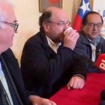 Ministro Moreno tranquiliza a la gente de Osorno tras informe del Minsal: