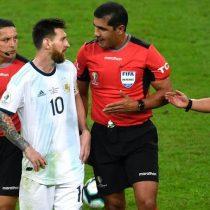 Comisión de Árbitros de Conmebol admite mal uso de VAR en el Brasil vs Argentina de la Copa América