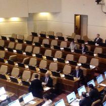 No había nadie: sin parlamentarios de la UDI, diputados debaten la reforma tributaria
