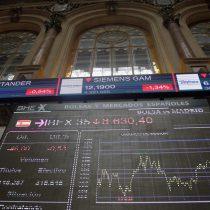 Las bolsas europeas cambian de tendencia y pierden hasta el 3,5%