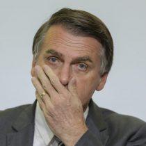 La popularidad y confianza en Gobierno de Bolsonaro en Brasil siguen cayendo