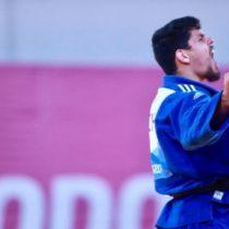 La técnica de Thomas Briceño en judo le da el duodécimo oro a Chile en los Panamericanos