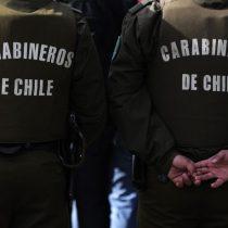 Cinco carabineros heridos con perdigones deja ataque a subcomisaría de Peñalolén