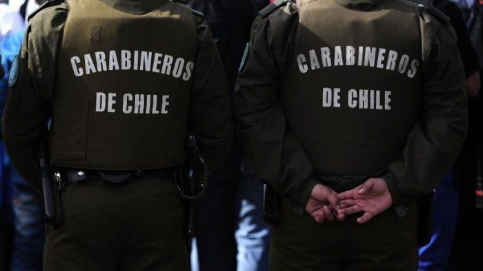 Detienen a subteniente de Carabineros acusado de maltrato físico a tres alumnos de la institución