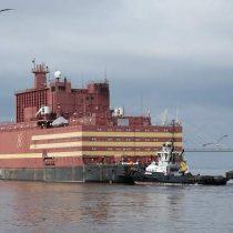 Rusia pone en funcionamiento la primera central nuclear flotante del mundo