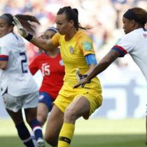 Las soberbias tapadas de Christiane Endler que permitieron el pase de Chile a la final de torneo en Brasil