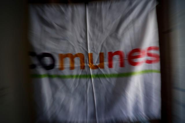 Comunes a las urnas: partido del Frente Amplio afronta sus primeras elecciones internas