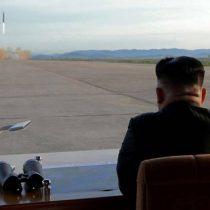 Denuncian que Corea del Norte nuevamente lanzó