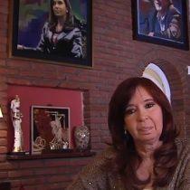 El mensaje de Cristina Fernández a los argentinos tras victoria en las PASO: