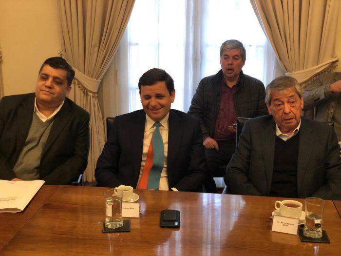 Central de Arturo Martínez se suma a mesa de diálogo convocada por la CPC por jornada laboral