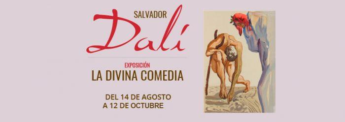 """Dalí llega a La Granja: """"La Divina Comedia"""" se exhibirá gratis en Centro Cultural Espacio Matta"""
