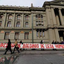Desde Canadá critican la Ley Humanitaria de Piñera que favorece a los violadores de DD.HH. de Punta Peuco