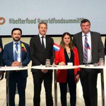 Gobierno firma acuerdo internacional para reducir el desperdicio de alimentos y aumentar la seguridad alimentaria