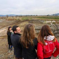 Anuncian estudio que permitirá proteger humedal Santo Domingo en Valdivia