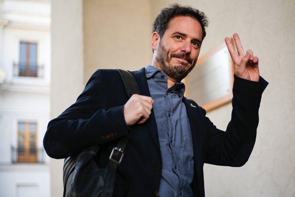 El reperfilamiento de Hernán Larraín Matte
