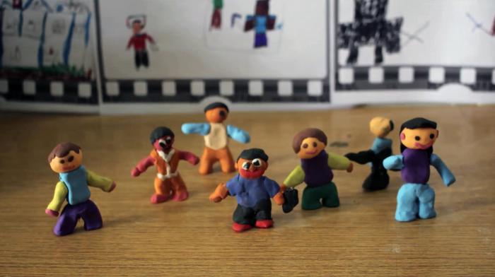 """""""Un viaje por el cine"""", la primera película hecha por estudiantes autistas"""