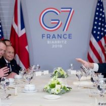 G7 logra acuerdo de ayuda a la Amazonía y Francia apuesta por crear fondo internacional en vista del