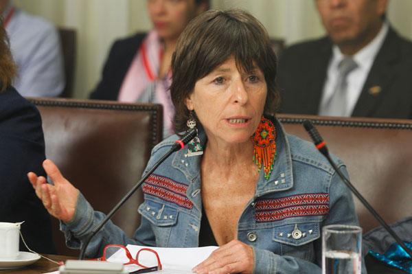 Diputada Girardi pretende incorporar hospitales de las FF.AA y Carabineros al servicio público mientras dure la pandemia