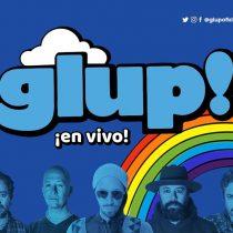 Glup! en centro de eventos Blondie