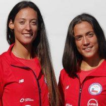 Panamericanos de Lima: Melita y Antonia Abraham obtuvieron la sexta medalla de oro para Chile
