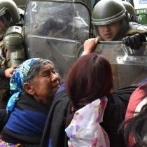 Senador Huenchumilla condena la violencia contra hortaliceras mapuche en Temuco: