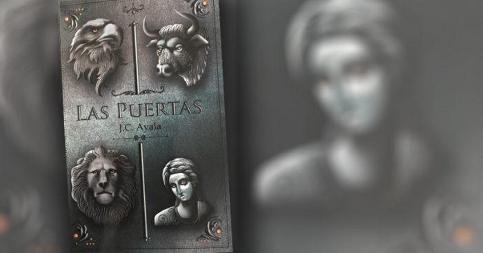 """Libro """"Las Puertas"""": primera parte de una saga de literatura fantástica del Sacerdote agustino chileno J.C. Ayala"""