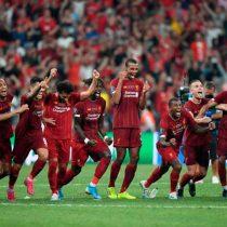 Liverpool ratifica su reinado y es campeón de la Supercopa de Europa tras vencer a Chelsea