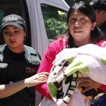 Gendarmería notifica sanciones por el caso de Lorenza Cayuhan, la mapuche que dio a luz engrillada
