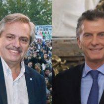 Alberto Fernández descarta reunión con Macri: