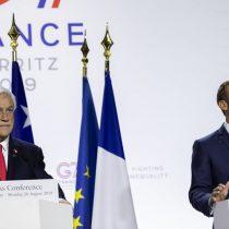Francia informa que despegó de Chile el primer avión financiado por el G7 contra incendios en Amazonía