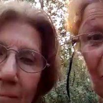La conmovedora petición de rescate de dos madres argentinas que se perdieron en el bosque tucumano