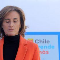 Se estrecha el círculo contra Marcela Cubillos: PS suma apoyos para la acusación constitucional tras los dichos de Cecilia Pérez