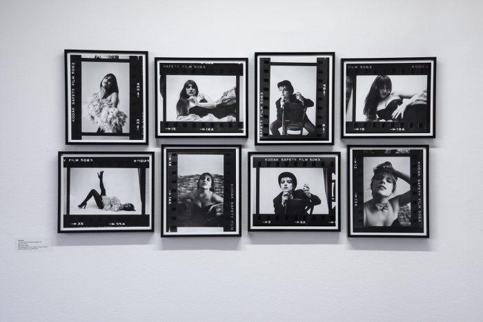 """Exposición """"Un cuerpo escenificado"""" de Marcela Serrano en Galería D21"""