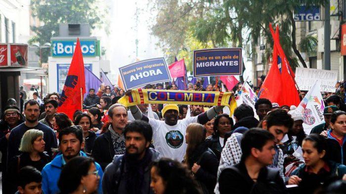 Organizadores suspenden marcha